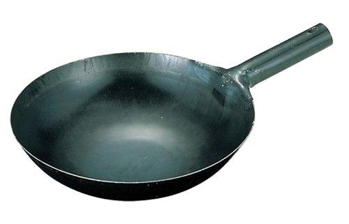 日本で唯一の「打ち出し製法」で作る山田工業所の打ち出し中華鍋