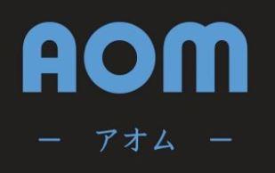 AOMロゴマーク